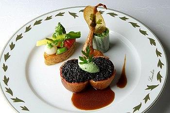 Cuisine 3 etoiles de Jacques Lameloise