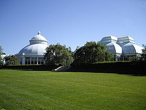 NY Botanical Garden, Haupt Conservatory