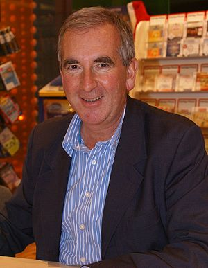 Robert Harris in Cologne on November 19th 2009