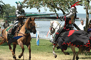 Seattle Knights Joust