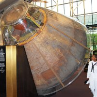 "Apollo 11 Command Module - ""Columbia"""