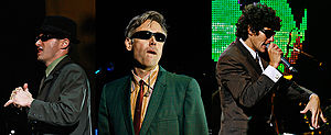 The Beastie Boys - Adam Horovitz, Adam Yauch a...