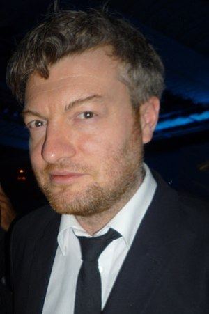 English: Charlie Brooker at the RTS awards.