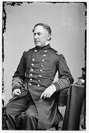 David Glasgow Farragut, admiral