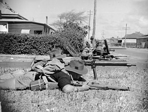 AWM Caption: Geraldton, Australia. An anti-tan...