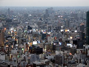 Greater Tokyo Area, the world's most populous ...