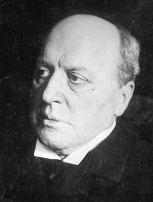 Henry James (1843-1916), author and literary c...