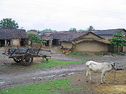 A village in central India.