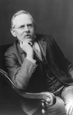 English: Jacob Riis, American journalist.
