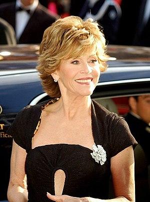 Français : Jane Fonda at the Cannes Film Festi...