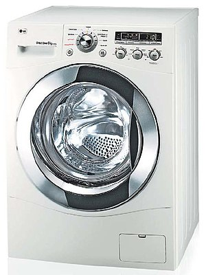 Front-loading washing machine