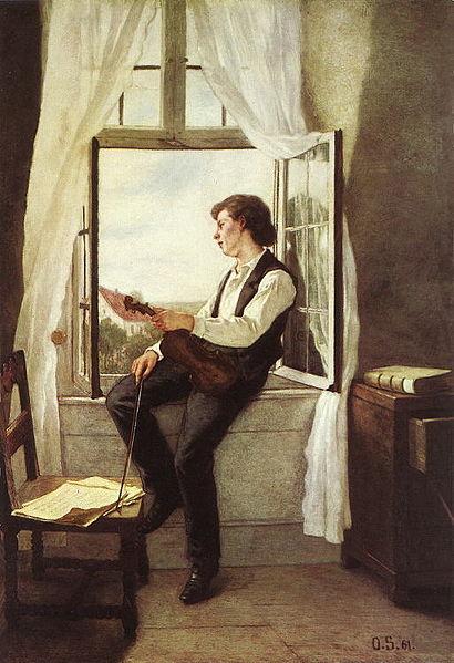 File:Otto Scholderer Der Geiger am Fenster.jpg