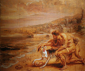 The Discovery of Purple by Peter Paul Rubens, ...