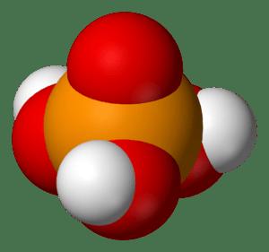 Orthophosphoric acid H 3 PO 4