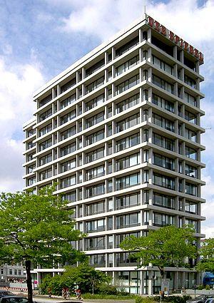 Spiegel headquarters, Hamburg