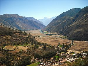 Urubamba Valley, Sacred Valley of the Incas, P...