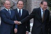 VILLA MADAMA, ROME. President Putin during a p...