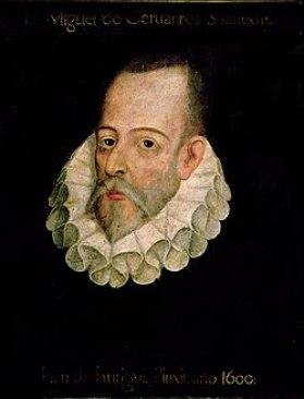 Ο Μιγκέλ ντε Θερβάντες, Στρατιωτικός, μυθιστοριογράφος, ποιητής, θεατρικός συγγραφέας, λογιστής