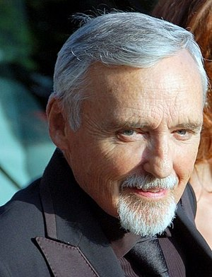 English: Dennis Hopper at the Cannes Film Fest...