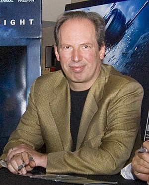English: Hans Zimmer at the The Dark Knight Pr...