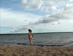 Norsk (bokmål): Naturist ved Lake Superior