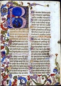 St. Florian's psalter, XIV/XV c.