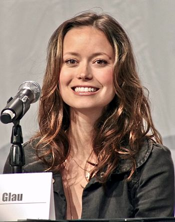 English: Summer Glau at WOnderCon 2008