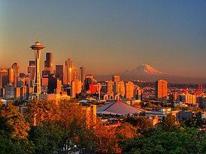 Seattle, Washington, USA.
