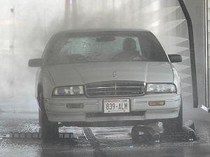 commercial car wash
