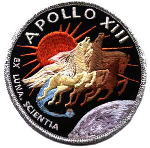 Logo Apollo 13