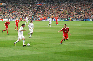 Fabio Aurelio, 2009, Real Madrid - Liverpool (...