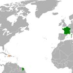 France Haiti Relations Wikipedia