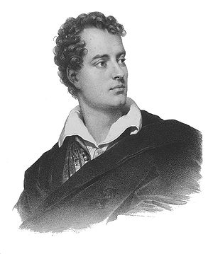 George Gordon, lord Byron (1788–1824).