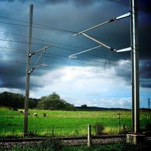 Overhead line  Wikipedia