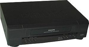 Bildbeschreibung: VHS Videorecorder Quelle: se...