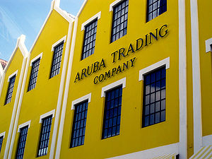 English: Aruba Trading Company Русский: Торгов...
