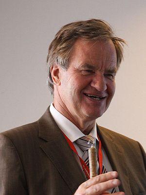 English: Björn Kjos, CEO of Norwegian Air Shuttle