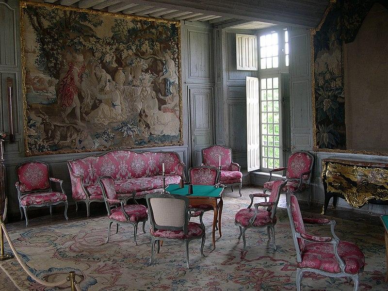 Château de Talcy interieur 03