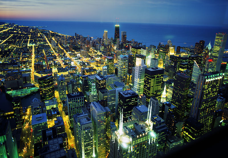 Central Business District - Downtown Chicago