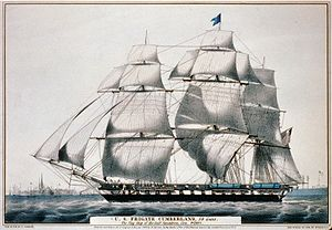 Image result for USS Cumberland