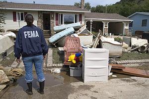 Rushford, MN, August 24, 2007 -- A FEMA repres...