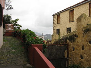 English: Gofio Mill, La orotava, Tenerife