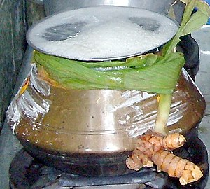 Pongal at City Home