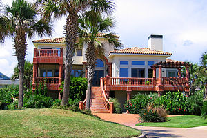 House in Galveston, Texas