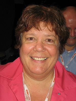 Libby Davies, New Democratic member of Parliam...