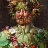 """Vertumnus"" by Giuseppe Arcimboldo"