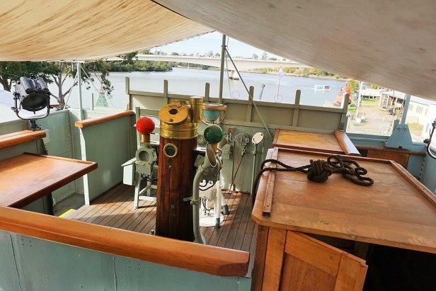 Queensland Maritime Museum - Joy of Museums - HMAS Diamantina (K377) 11