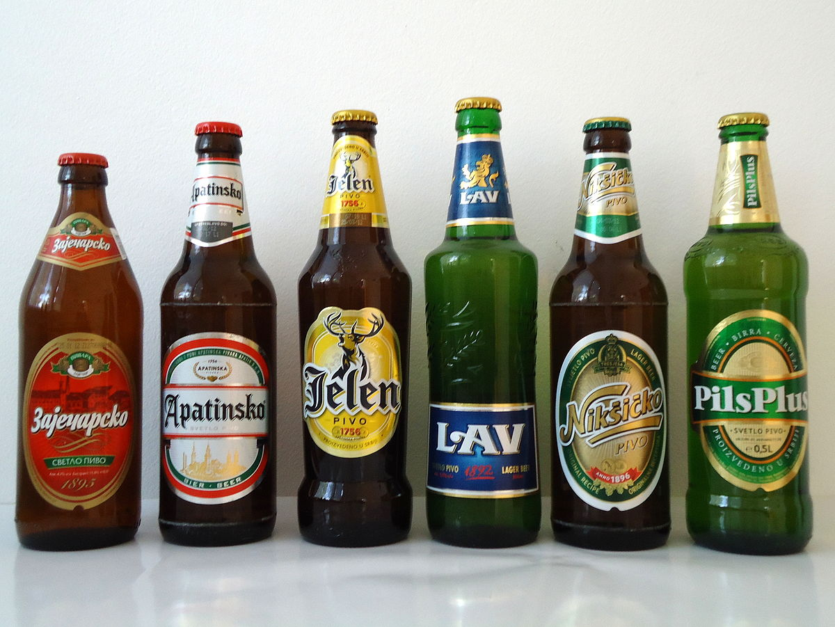 Top 10 World's Cheapest Beers 2017: Beers in Serbia