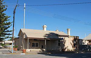 English: Visitor information centre at Stansbu...