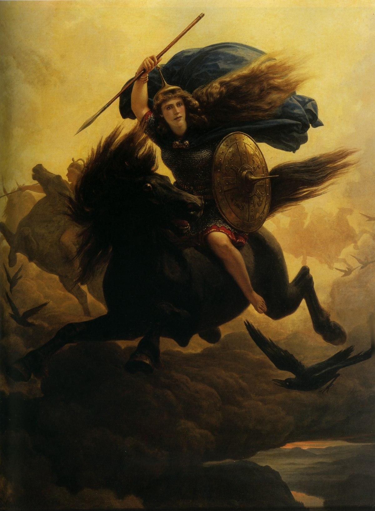 Knight Carrying Princess